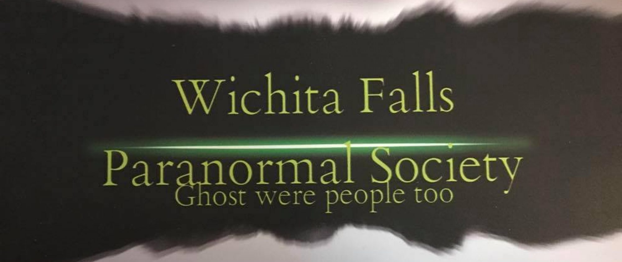 Wichita Falls Paranormal Society
